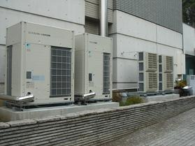 博物館図書室等(ACR-1・2)空調設備改修工事