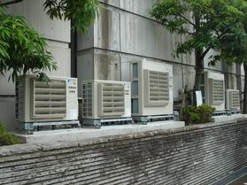博物館講座室等(ACR-3)空調設備改修工事
