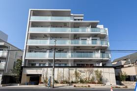 目黒本町一丁目計画共同住宅 新築工事