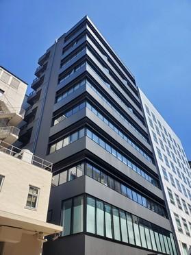 中央区銀座三丁目計画新築工事